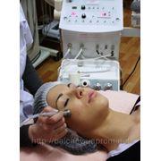 Алмазная микродермабразия; аппаратная косметология; пилинг; морщины фото