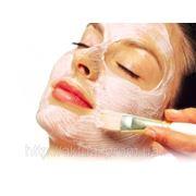 Натуральный пилинг лица с использованием косметики «Роз Де Мер», «Кристина» (3 фаза)