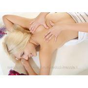 Индивидуальный массаж спины фото