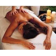 Тонизирующий массаж с ароматерапией