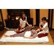Королевский массаж (в четыре руки) фото