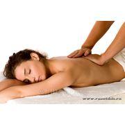 Общеоздоровительный массаж фото