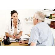 Первичный прием кардиолога (для пенсионеров) фото
