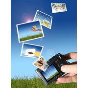 Печать фотографий размером 21х30 на сатиновой бумаге в Алматы. фото