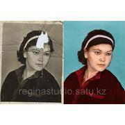 Восстановление старых фотографий онлайн!