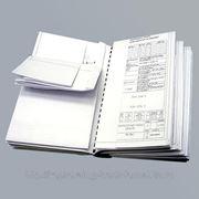 Брошюрование на пластиковую пружину чертежей и документов