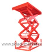 Изготовление и Монтаж Столов подъёмных электрических 0,3-8тн на до 11метров.Комплектующие, Сервис,доставка фото
