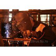 Изготовление стандартных и нестандартных металлоконструкций. фото