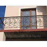 Ковка балконов и террасс