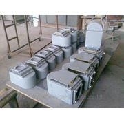 Производство вентиляционного палубного оборудования алюминий, сталь фото