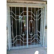 Изготовление дверей решетчатых в Севастополе и Ялте. фото