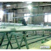 Металлоконструкции цинкование в Перми фото