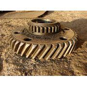 Изготовление шестерен, зубчатое колесо, зубчатый венец фото