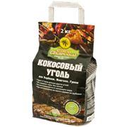 Кокосовый уголь для мангалов и барбекю фото