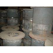 Отливки грузовых барабанов для автокранов и ПТО из чугуна фото