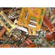 Утилизация (переработка) радиоэлектронного оборудования фото