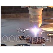 Лазерная и плазменная резка металла на ЧПУ фото