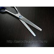 Заточка парикмахерского инструмента фото
