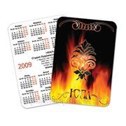 Календарик карманный на 2011 год, формат 70*100мм фото