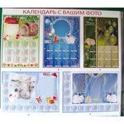 Календарь формата А3 фото