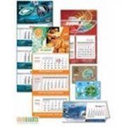 Календари и календарики фото