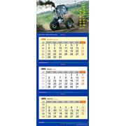 Календарь настенный в Ростове-на-Дону* фото