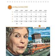 Календарь перекидной А3, 6 листов