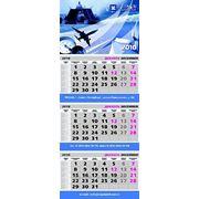 Изготовление календарей трио фото