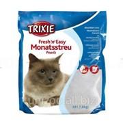 Наполнитель силикагелевый для кошачьего туалета TRIXIE Fresh'n'Easy Pearls фото