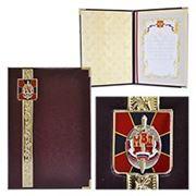 Представительская папка «Экслюзив-МВД» фото