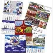 Изготовление квартальных настенных календарей