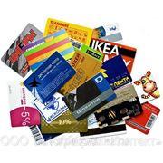 Дизайн и изготовление пластиковых карт фото