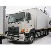 HINO 300 XZU 600-HKMMPW3 Cargo фото