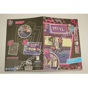 Monster High Школа Монстров - Magic sticker starter set фото