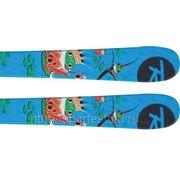 Горные лыжи детские Rossignol S1 PRO JIB с креплениями FREESKI фото