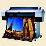 Широкоформатная печать афиш, карт и плакатов