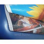 Широкоформатная печать Сетка строительная фото