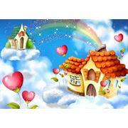 """""""Волшебные домики в небесах"""" фото"""