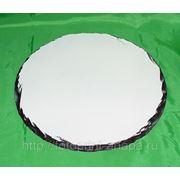 Фотокамень 30 см, тарелка фото