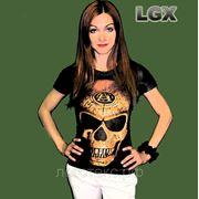 Сублимация и пошив женских футболок фото