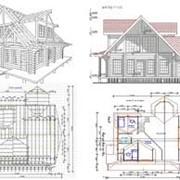 Проектирование домов, коттеджей киев фото