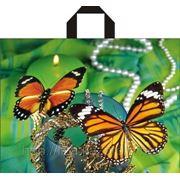 Полиэтиленовые пакеты с Вашим логотипом фото