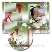 Печать изображений на CD-DVD дисках фото