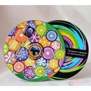 Фотопечать на CD- DVD-дисках фото