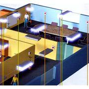 Освещение зала заседаний фото