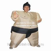 Надувной костюм Сумоист фото