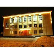 Художественно-архитектурная подсветка зданий фото