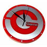 Часы с логотипом гравированные фото