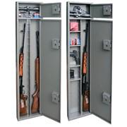 Шкаф оружейный Г-1 (городской) фото