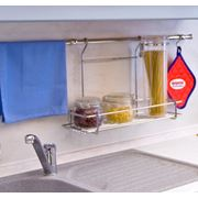 Полочки для кухни и ванной комнаты фото